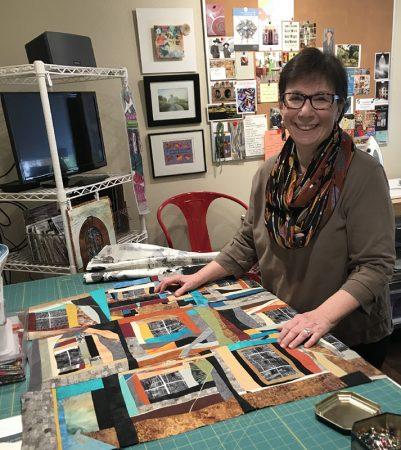 Carole Rossi, Quilt Artist